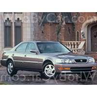 Поколение автомобиля Acura TL I