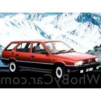 Поколение Alfa Romeo 33 I 5 дв. универсал