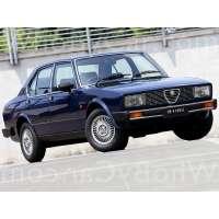 Поколение Alfa Romeo Alfetta седан