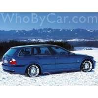 Поколение Alpina B3 E46 5 дв. универсал