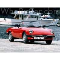 Поколение Alfa Romeo Spider I