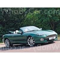 Поколение Aston Martin DB7 кабриолет