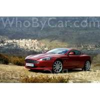 Поколение Aston Martin DB9 I купе