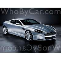 Поколение автомобиля Aston Martin DBS купе