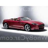 Поколение Aston Martin DBS кабриолет
