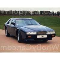 Поколение Aston Martin Lagonda седан