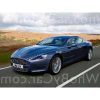 Поколение Aston Martin Rapide I