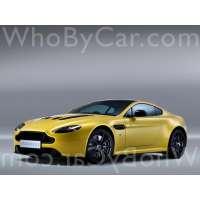 Поколение Aston Martin V12 Vantage купе