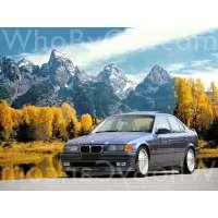 Поколение Alpina B3 E36 седан