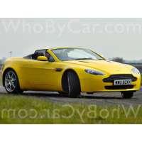 Поколение Aston Martin V8 Vantage III родстер