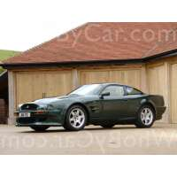 Поколение Aston Martin V8 Vantage II