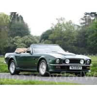 Поколение Aston Martin V8 Vantage I кабриолет