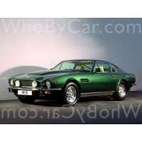 Поколение Aston Martin V8 Vantage I купе