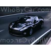 Поколение Aston Martin V12 Vanquish I