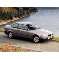 Поколение автомобиля Alpina B3 E36 купе