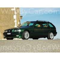 Поколение Alpina B3 E36 5 дв. универсал