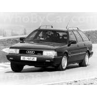 Поколение Audi 200 II (C3) 5 дв. универсал