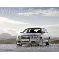 Поколение Audi A3 II (8P) 1 3 дв. хэтчбек рестайлинг