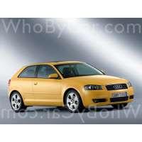 Поколение Audi A3 II (8P)