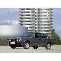 Поколение Alpina B3 E30 седан