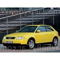 Поколение Audi A3 I (8L) 3 дв. хэтчбек