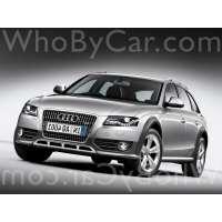 Поколение Audi A4 allroad IV (B8)