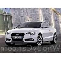 Поколение Audi A5 I купе рестайлинг