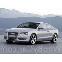 Поколение Audi A5 I купе