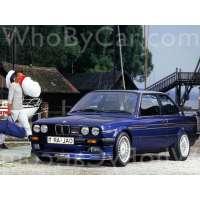 Поколение Alpina B3 E30 купе