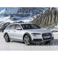 Поколение Audi A6 allroad III (C7) рестайлинг
