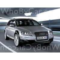 Поколение Audi A6 allroad II (C6)