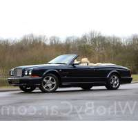 Поколение Bentley Azure I