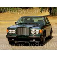 Поколение Bentley Brooklands I
