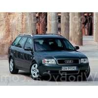 Поколение Audi A6 II (C5) 5 дв. универсал рестайлинг