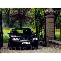 Поколение Audi A6 I (C4) седан