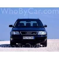 Поколение Audi A6 I (C4) 5 дв. универсал
