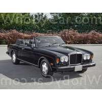 Поколение автомобиля Bentley Continental кабриолет