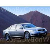 Поколение Audi A8 II (D3)