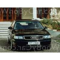 Поколение Audi A8 I (D2) рестайлинг