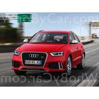 Поколение Audi RS Q3 I