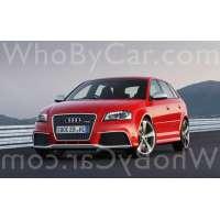 Поколение Audi RS3 I