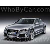 Поколение Audi RS7 I