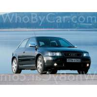 Поколение Audi S3 I (8L)