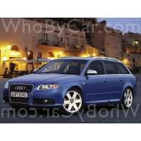 Поколение Audi S4 III (B7) 5 дв. универсал