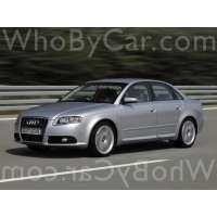 Поколение Audi S4 III (B7) седан