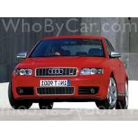 Поколение Audi S4 II (B6) седан