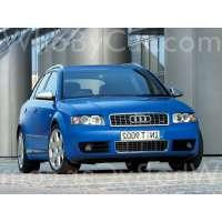 Поколение Audi S4 II (B6) 5 дв. универсал