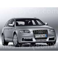Поколение Audi S6 III (C6) 5 дв. универсал рестайлинг