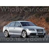 Поколение Audi S6 III (C6) седан