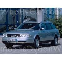 Поколение Audi S6 I (C4) 5 дв. универсал